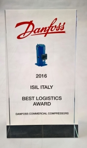 Isil Group – Sheet Pressing and Drawing – Best Logistics Award